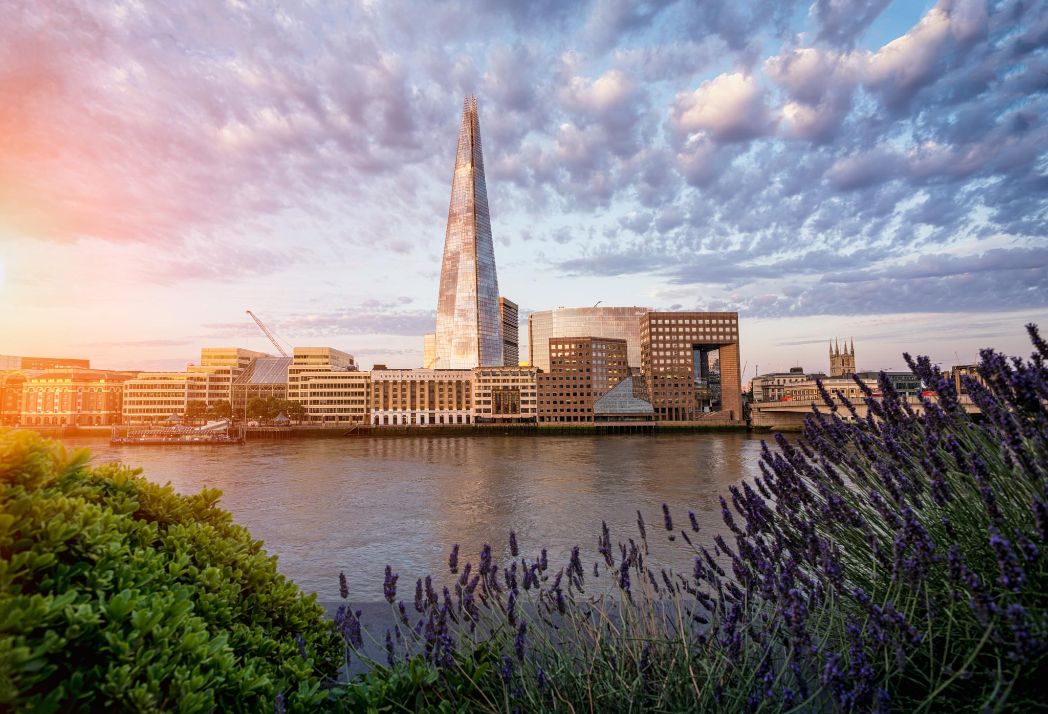 THE SHARD - LONDON - Architecture photography BY IMMERSED 360